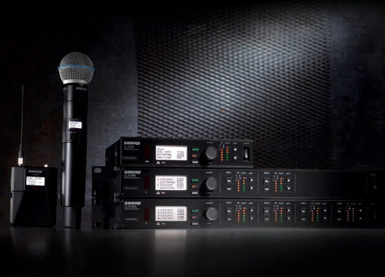 Systèmes de microphone HF sans fil : Tout ce qu'il faut savoir avant de faire son choix !